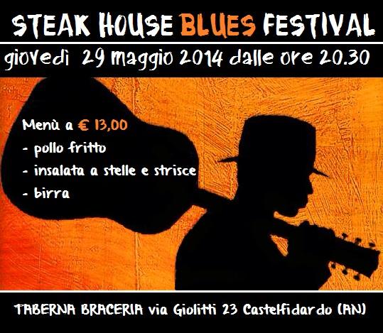 giovedi 29 maggio blues